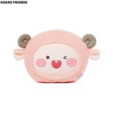 KAKAO FRIENDS Lovely Apeach Face Cushion 1ea