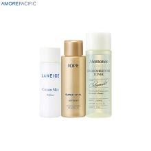 [mini] AMOREPACIFIC Skin Set 3items,Beauty Box Korea