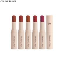 COLOR TAILOR Velvet Color Lipstick 2.2g [COLOR TAILOR X MARGARIN FINGERS 2020 Winter Season Souvenir Shop Collection]