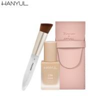 HANYUL Cover Foundation + Brush Collaboration Set 3items [HANYUL X PICCASSO Collezioni]