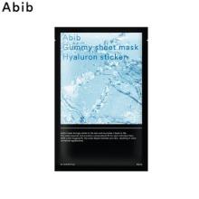 ABIB Gummy Sheet Mask 27~30ml,ABIB