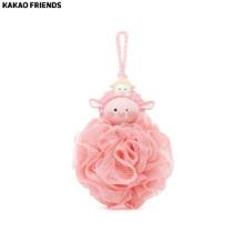 KAKAO FRIENDS Lovely Apeach Shower Puff Wink Apeach 1ea