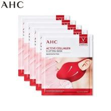 AHC Active Collagen V Lifting Mask 10.5g*5ea