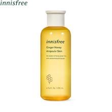 INNISFREE Ginger Honey Ampoule Skin 200ml,INNISFREE