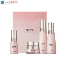 THE SAEM Mervie Actibiome Skin Care 3 Set 4items