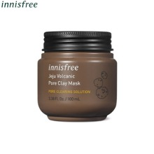 INNISFREE Jeju Volcanic Pore Clay Mask [Original] 100ml,INNISFREE