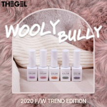 THE GEL Premium Gel Nail 10g [Wooly Bully Edition]