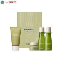 THE SAEM Urban Eco Harakeke Travel Kit 4items