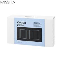 MISSHA Cotton 100 Cotton Pads 80ea,MISSHA