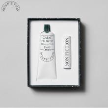 NONFICTION Hand Cream & Vegan Lip Balm Set 2items