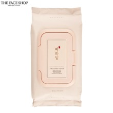 THE FACE SHOP Yehwadam Deep Moisturizing Cleansing Oil Tissue 50ea,THE FACE SHOP