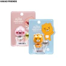KAKAO FRIENDS Car Air Freshener 2ml [AURA X LITTLE FRIENDS]