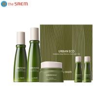 THE SAEM Urban Eco Harakeke Deep Moisture Skin Care Set 5items