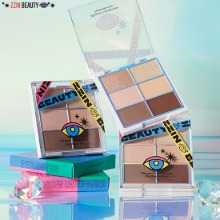 ZZIN BEAUTY Ddongson Liquidpowder Eyeshadow Duo 9.2g