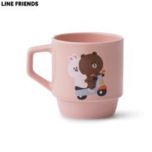 LINE FRIENDS Ordinary Day Mug (330ml) 1ea