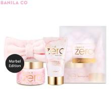 BANILA CO Clean It Zero Cleansing Balm Marbel Edition Set 3items