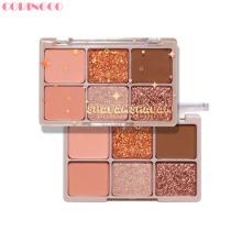 CORINGCO Shabam Shabam Eyeshadow Bar Palette 9g,CORINGCO