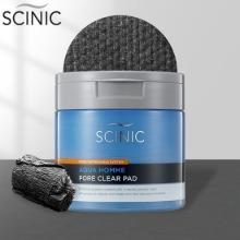 SCINIC Aqua Homme Pore Clear Pad 60ea 130ml