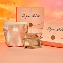 STILA To You With Love To You Eye Palette Hangang Sunset Set 3items