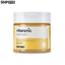 SNP Prep Vitaronic Toner Pad 60ea 135ml