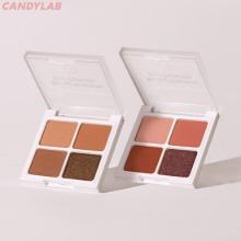 CANDYLAB Mood Warmer Eye Palette 6.4g