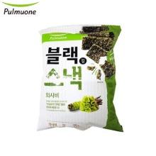 PULMUONE Black Seaweed Snack 75g