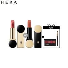 HERA Rouge Holic or Rouge Holic Matte With Lip Brush Set 3items