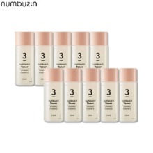 [mini] NUMBUZIN Number Toner 15ml*10ea,Beauty Box Korea,NUMBUZIN,NUMBUZIN