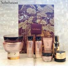 SULWHASOO Timetreasure Invigorating Cream Special Set 7items [Ten Traditional Symbols Df Longevity Edition]