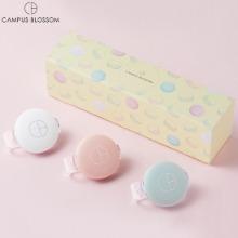 CAMPUS BLOSSOM Macaron Trio 3items