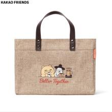 KAKAOFRIENDS Ryan X Fritz Edition Tote Bag 1ea