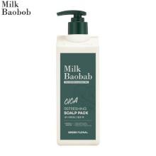 MILK BAOBAB Cica Refreshing Scalp Pack 500ml
