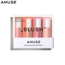 AMUSE Nude Blush Starter Kit 4items