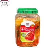 JONGGA Poggi Kimchi Whole Cabbage Kimchi 2.5kg