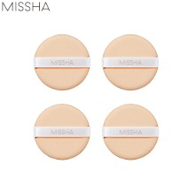 MISSHA Tension Pact Puff (Fitting type) 4p