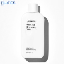 MEDIHEAL White Milk Brightening Toner 300ml
