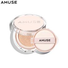 AMUSE Skin Tune Vegan Cover Cushion SPF45 PA++ 15g*2ea