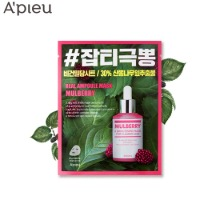 A'PIEU Real Ampoule Mask Mulberry 27g
