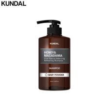 KUNDAL Honey & Macadamia Nature Shampoo 500ml
