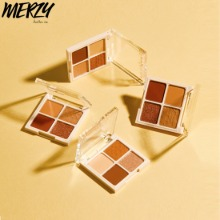MERZY The Heritage Shadow Palette 8g