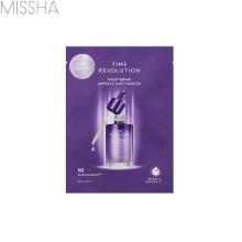 MISSHA Time Revolution Night Repair Ampoule Mask 5X 40g