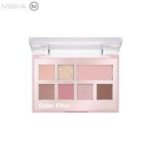 MISSHA Color Filter Shadow Palette 6.8g