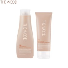 THE WOOD Shampoo & Treatment Day/Night Limited Edition Set 5items