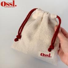 OSSL Handmade Herringbone Pouch 1ea