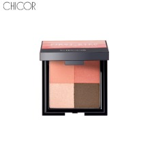 CHICOR First Step Shadow Palette 6.7g