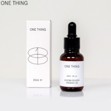 ONE THING Jojoba Golden Organic Oil 30ml