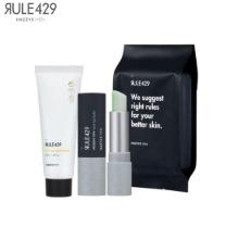 HAZZYS MEN RULE429 All In One Gel & Lip Balm Gift Set 2items