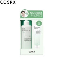 COSRX Pure Fit Cica Clear Cleansing Oil Set 2items