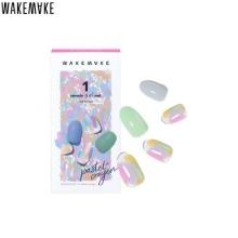 WAKEMAKE Speedy Gel Nail 1ea [Pastel Crayon Collection]