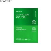 DEWYTREE Calming Duo Cica Mask 5ea